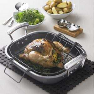 Circulon Infinite Open Grill Pan 40,5 x 30,5 x 11,5cm