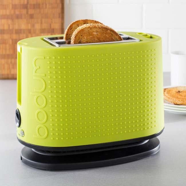 Bodam Toaster Lime Yellow 2