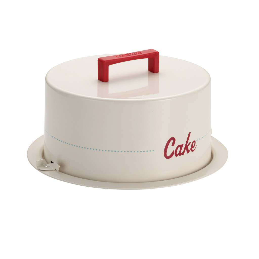 Cake Boss Metal Carrier Cake