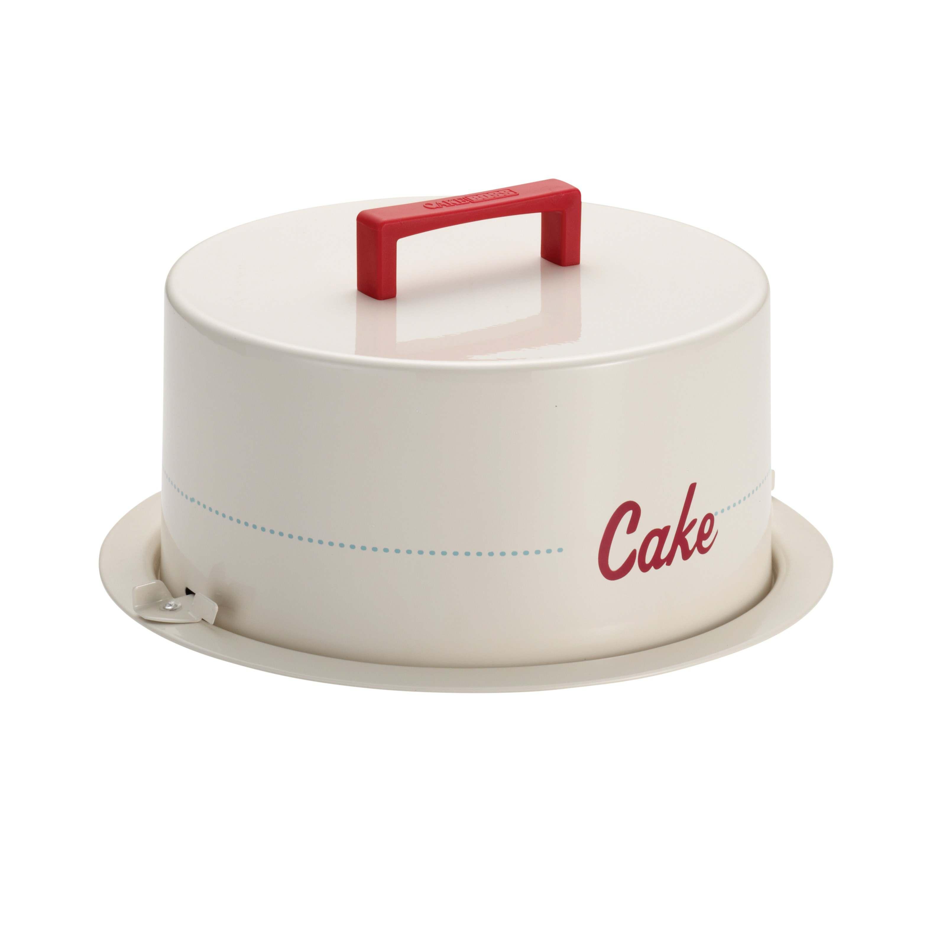 Cake Boss Metal Carrier Cake