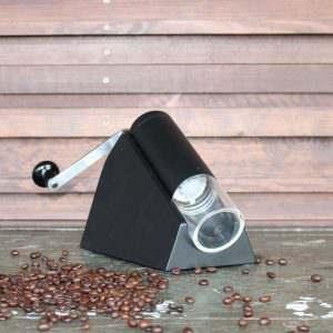 CrushGrind Brazil Coffee Grinder 4