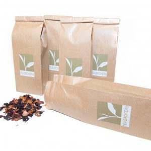 Tea Brokers Assortment Box FRUIT TEA Blends
