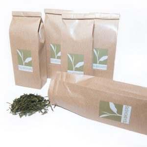 Tea Brokers Assortment Box GREEN TEA Blends