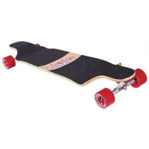 Spokey Dropdown Longboard Gambler ABEC-7 2RS Wheels