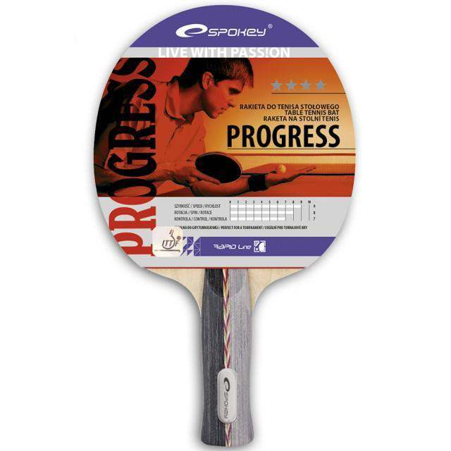 Spokey ITTF Table Tennis Racket Progress 4 Stars