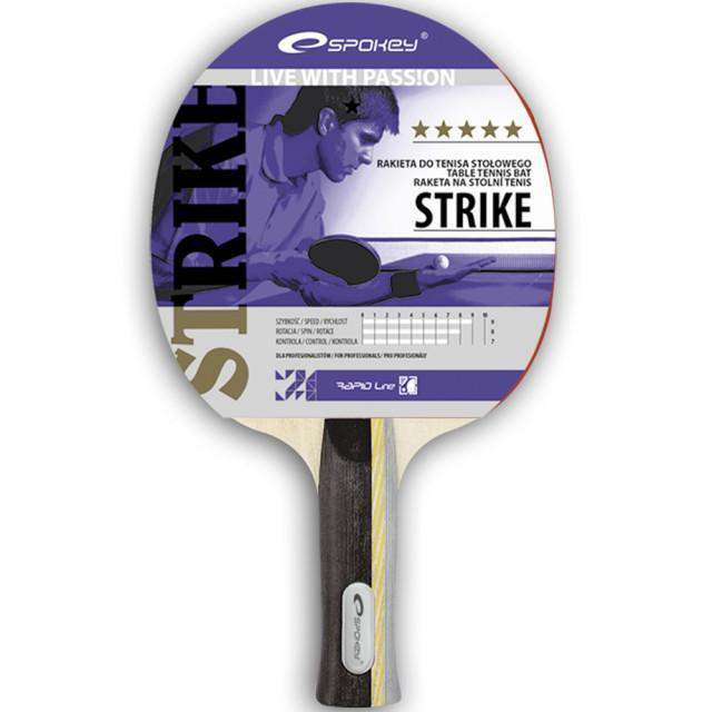 Spokey ITTF Table Tennis Racket Strike 5 Stars