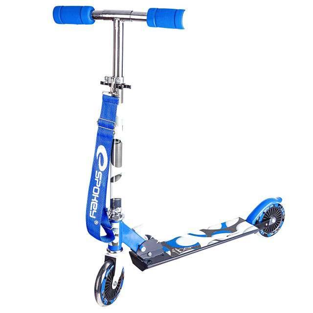 Spokey_Kick_Scooter_Fiber_120mm_PVC_ABEC-5_Wheels