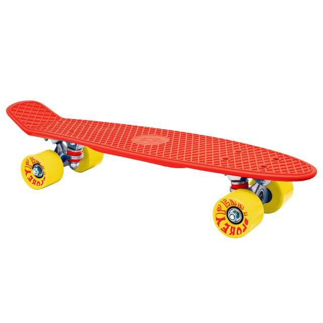Spokey Skateboard Cruiser ABEC-5 wheels
