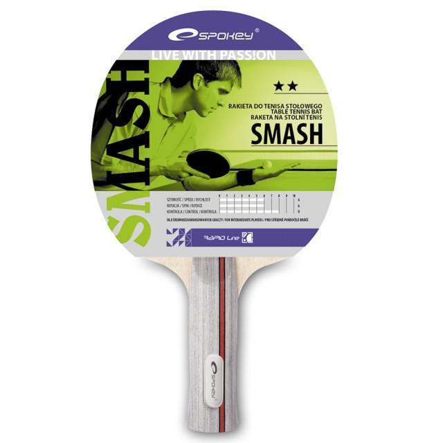 Spokey Table Tennis Racket Smash 2 Stars