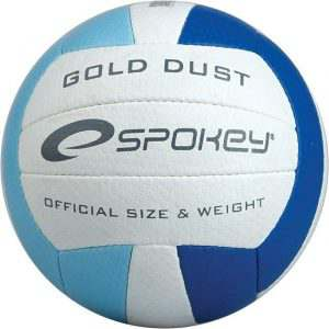Spokey Volleyball Size 5 Gold Dust