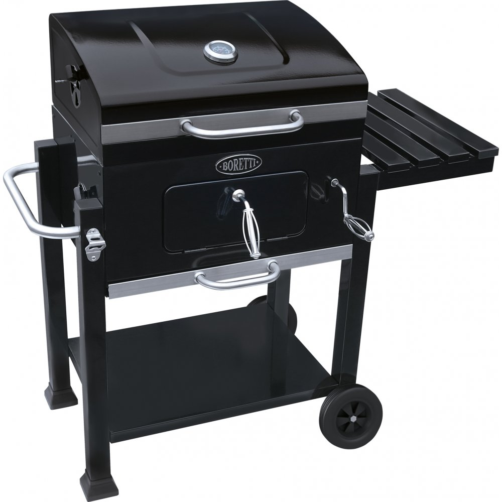 Boretti Carbone Classic Charcoal BBQ Outdoor Kitchen