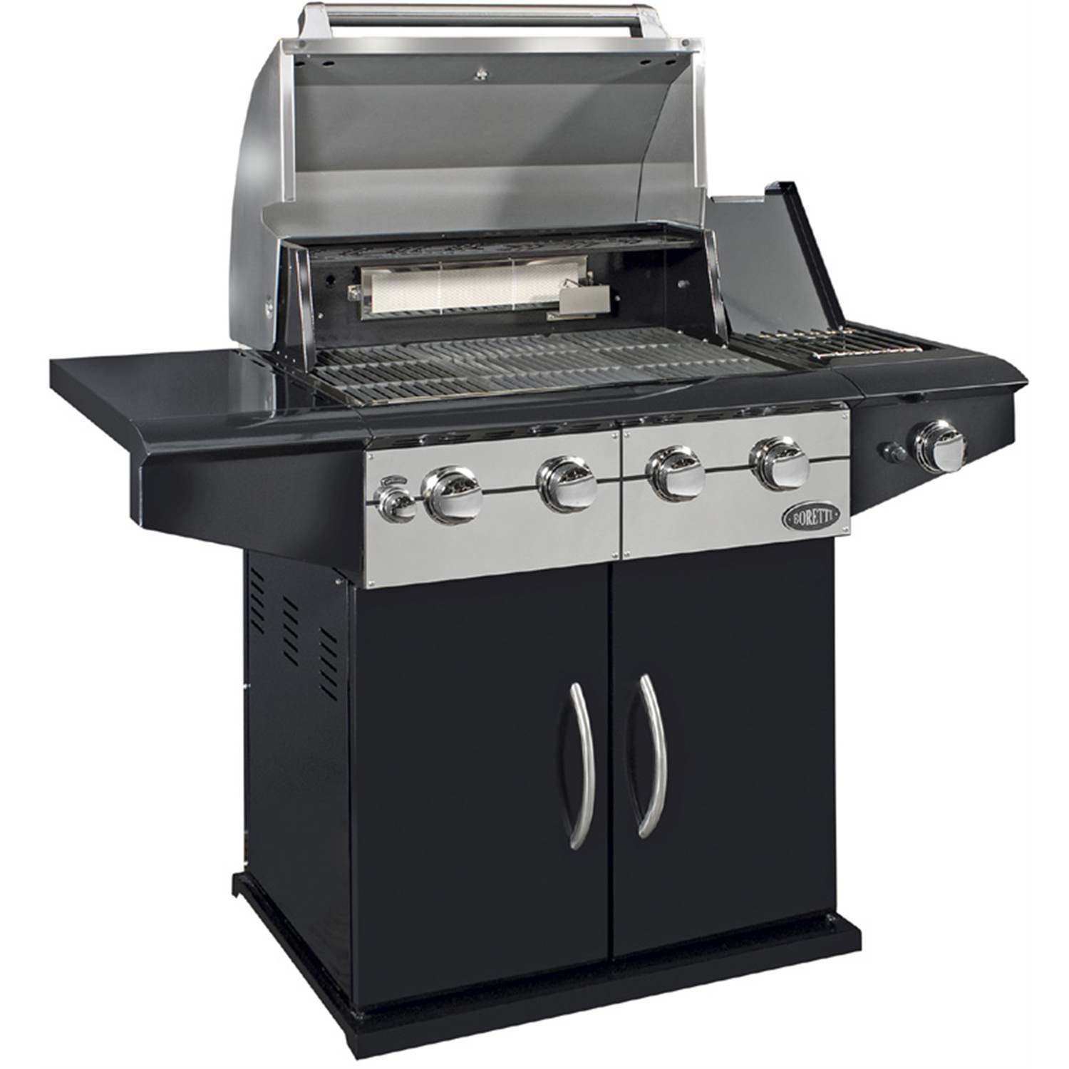 Boretti DaVinci Nero Gas Outdoor Kitchen