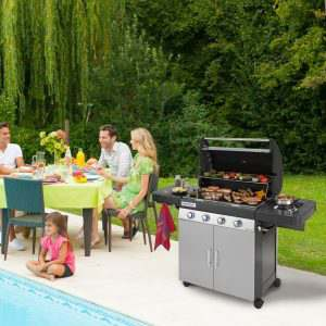 Campingaz 4 Series EXS Outdoor Kitchen Pool