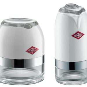 Wesco Set Milk Jug / Sugar Bowl