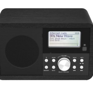 Internet Digital Radio WiFi Denver Electronics