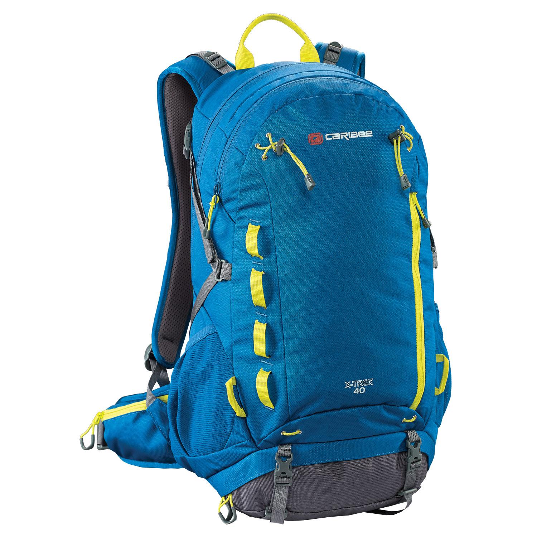 Caribee Backpack X-Trek 40 Liters Blue