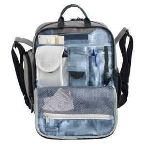 Passport Travel Audio Bottle Departure Bag Caribee