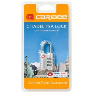 TSA Lock Airport Security Caribee Citadel