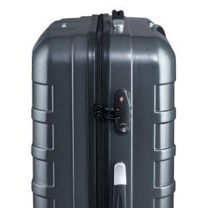 Weatherproof Hard Shell Caribee Lite Luggage Set