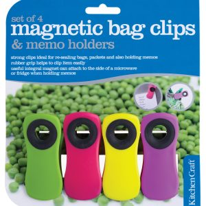 Memo Clips Magnetic KitchenCraft