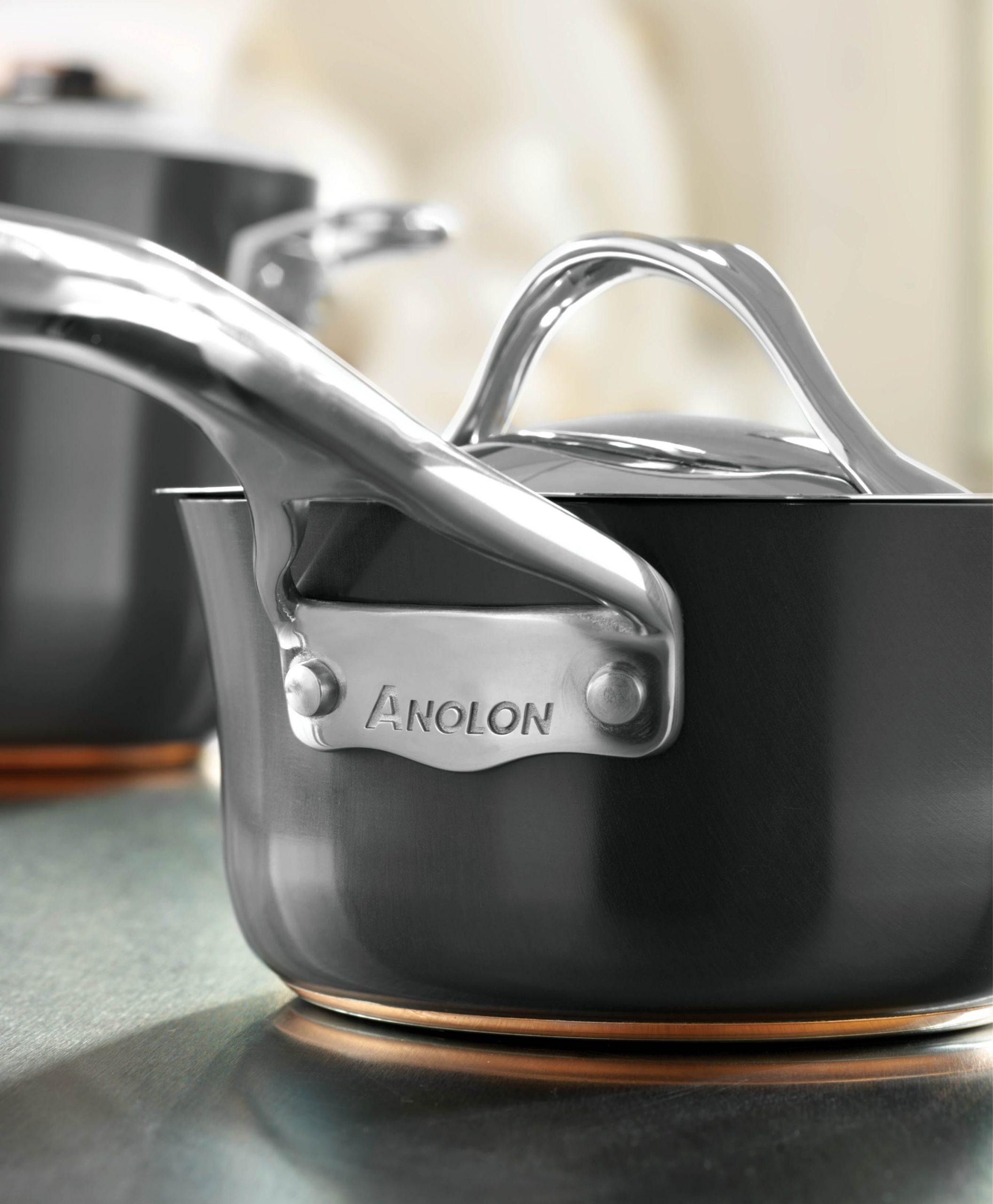Saucepan Anolon Copper 1