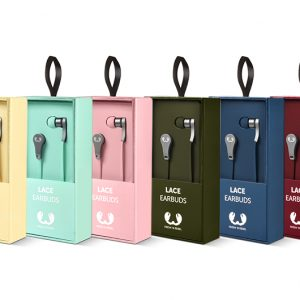 Fresh'n Rebel Lace Earbuds In-Ear All Colours