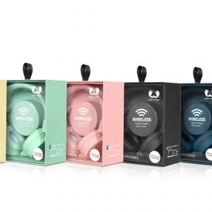 Fresh'n Rebel Wireless Headphone Bluetooth Caps All Colours