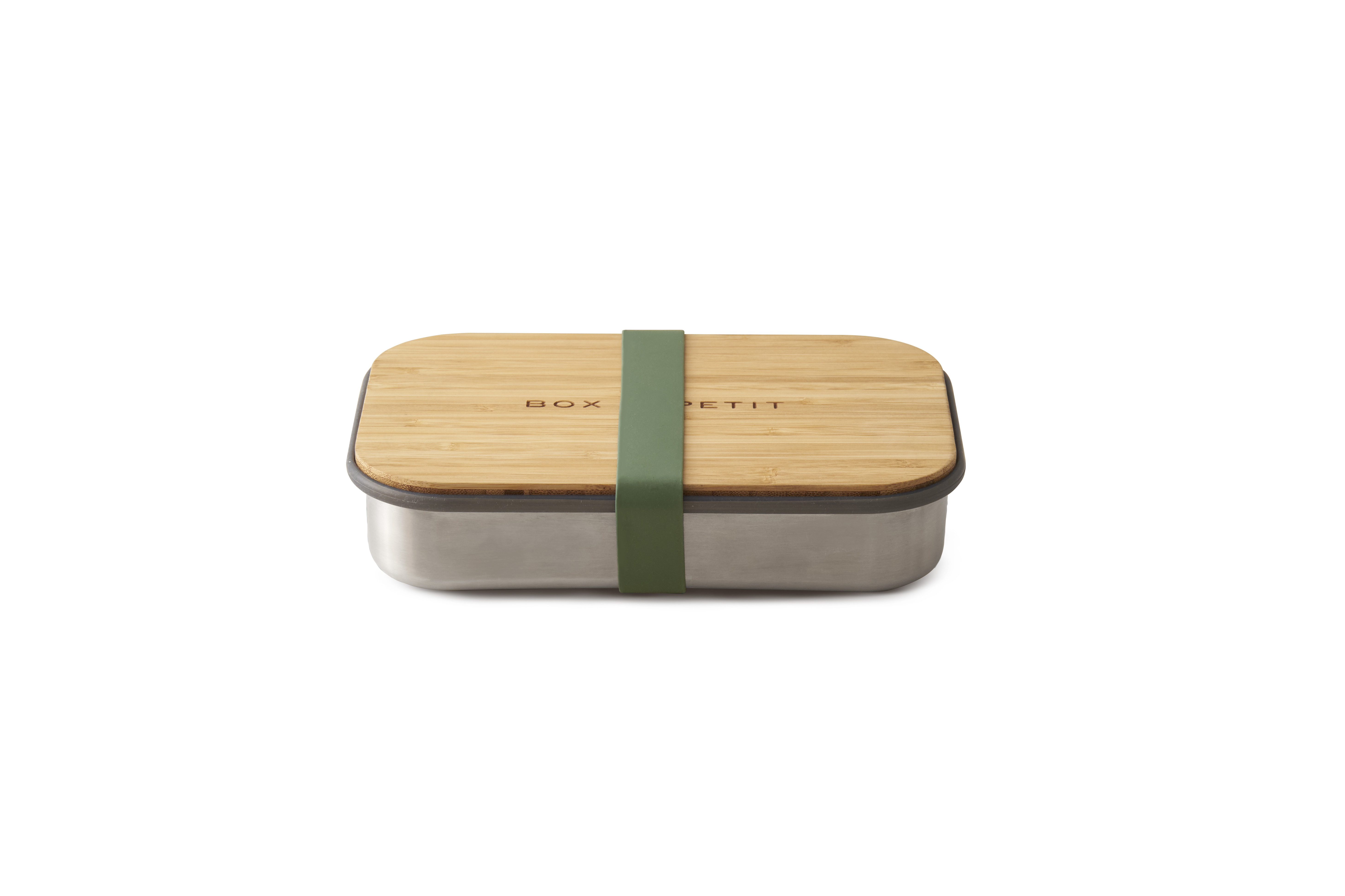 Sandwich Box Lunch Black + Blum BAM Olive