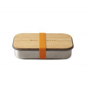 Sandwich Box Lunch Black + Blum BAM Orange