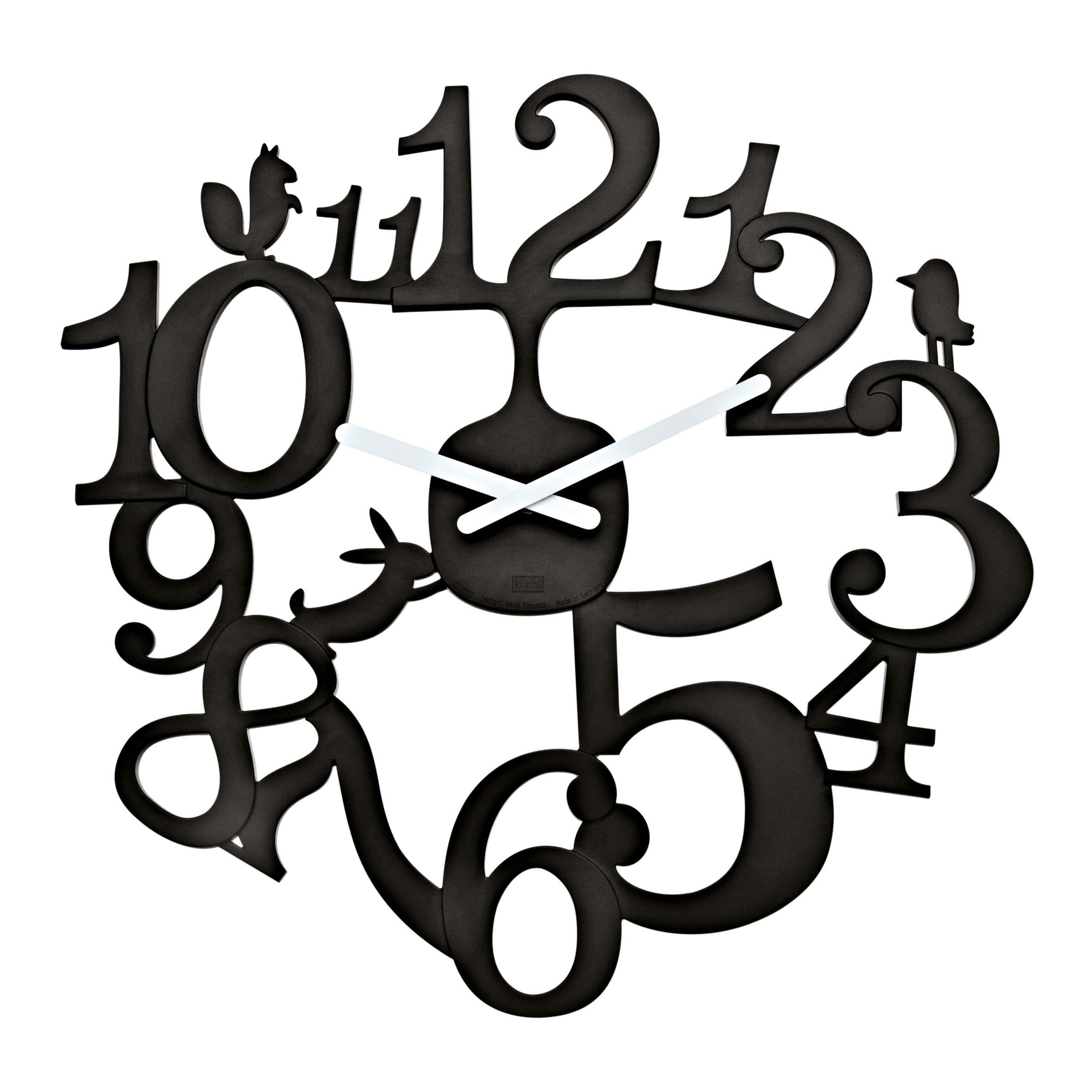 Clock Wall Hang Koziol Design [pi:p]