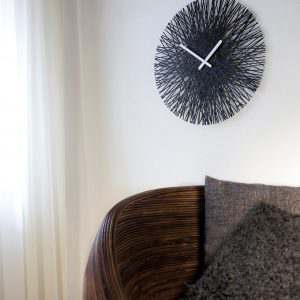 Clock Wall Hang Koziol Design SILK