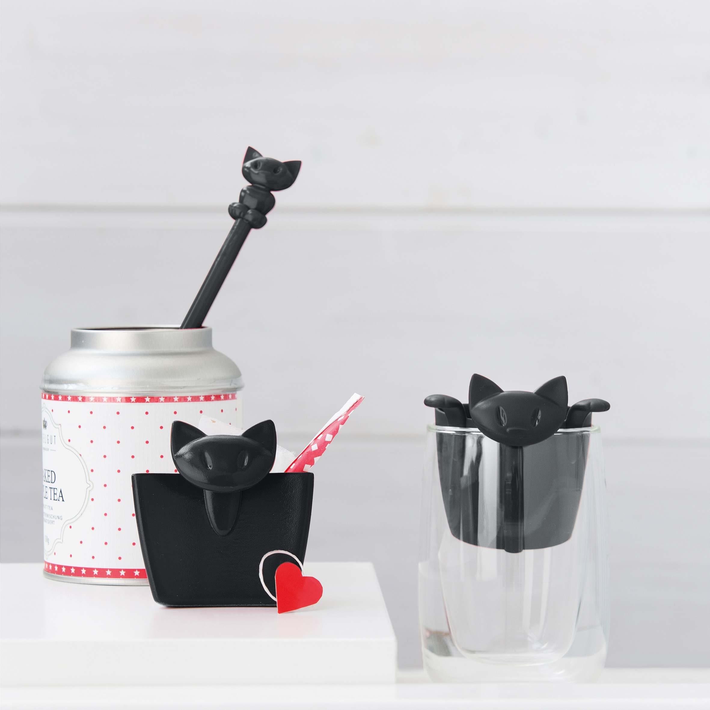 Tea Coffee Koziol Design Tea Strainer MIAOU