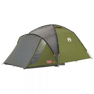 Coleman Hayden Family 3 Camping Outdoor Tent