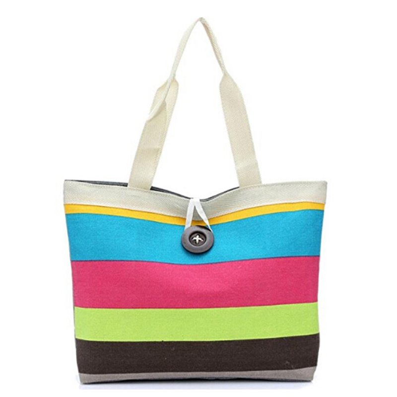 Beach Bag Tote Bag Travel Summer White Bay Antiqua