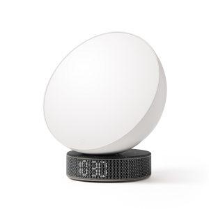 Lexon Design Miami Sunrise Alarm Ambient