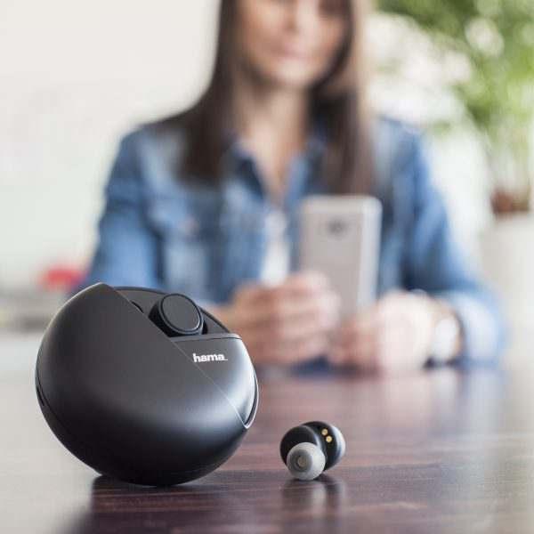 Bluetooth Wireless Headset HAMA Disc