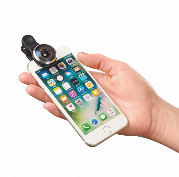 Photo Lens Smartphone HAMA Fish Eye