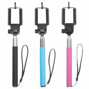 Selfie Stick Colour Phone HAMA