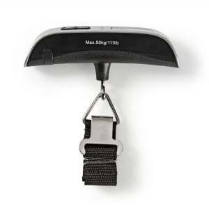 Luggage Weight Scale Nedis Travel