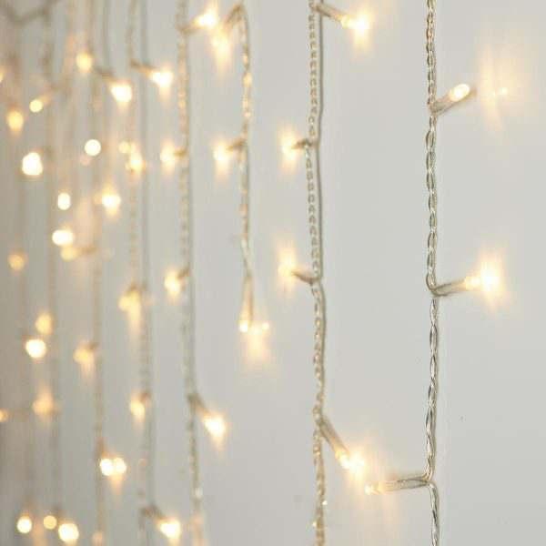 Christmas Bulbs Lights LED Warm White Outdoor Nedis
