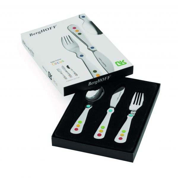 Gift Children Baby BergHOFF Cutlery