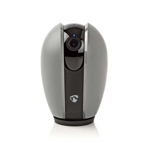 WiFi Smart Camera IP HD Pan Tilt Nedis