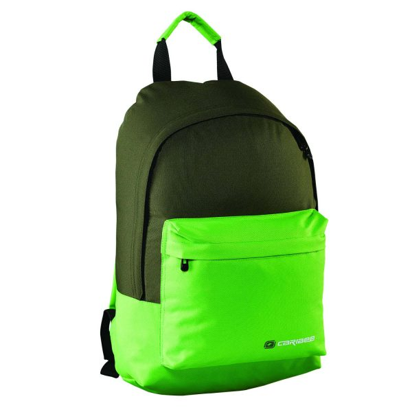Small Backpack 22 Liter Caribee Campus Green