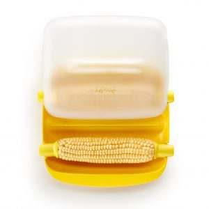 Healthy Eating Cooking Corn Microwave Lekue