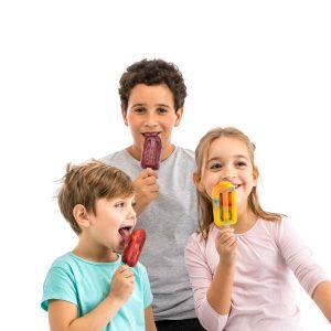 Ice Cream Popsickles Kit Iconic Lekue