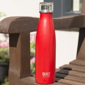 Warm Cold Thermos Stainless Steel Bottle Built