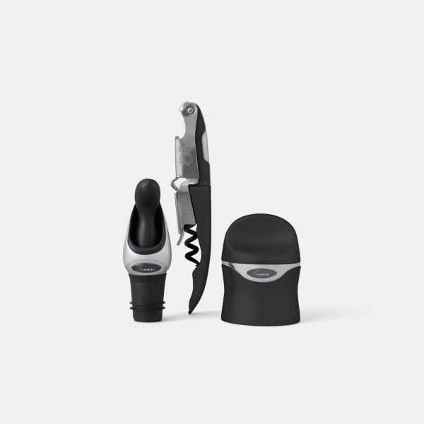 Wine Tool Gift Design Set Rabbit