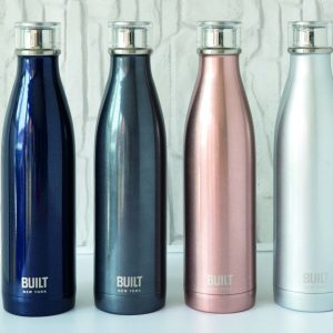 Built Warm Cold Thermos Stainless Steel Design Gift 740ml