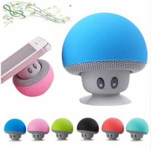 Mushroom Bluetooth Speaker Trend Liquno iCanto Colour