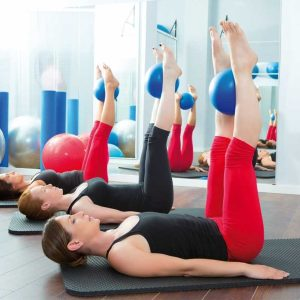 Fitness Yoga Ball Sveltus Small
